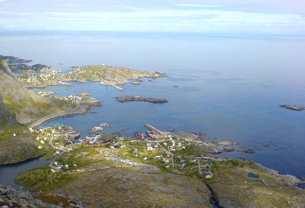 für Angler wird Aufenthalt in Å zu einem Erlebnis