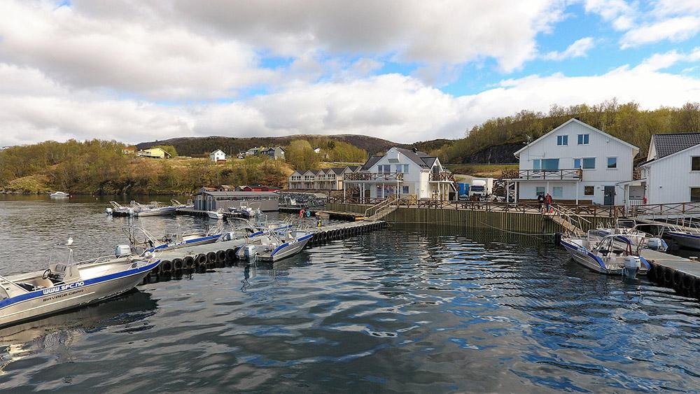 Nordmeer Angelreisen Leihboote Saltstrom
