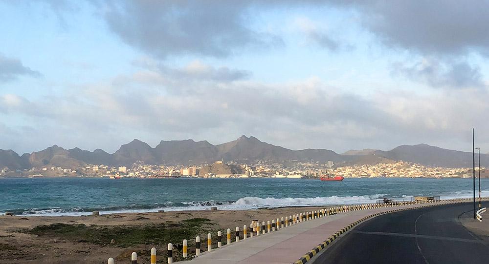 Mindelo ist das Zentrum der Insel Sao Vicente