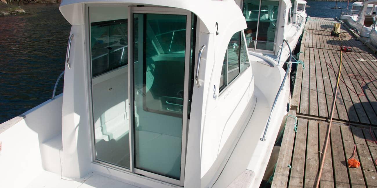 Nordmeer Angelreisen - Lofoten - boat rental - Antares