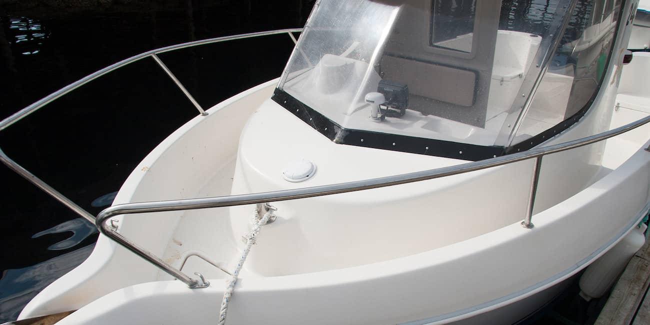 Angelreisen - Lofoten - boat rental - Quicksilver