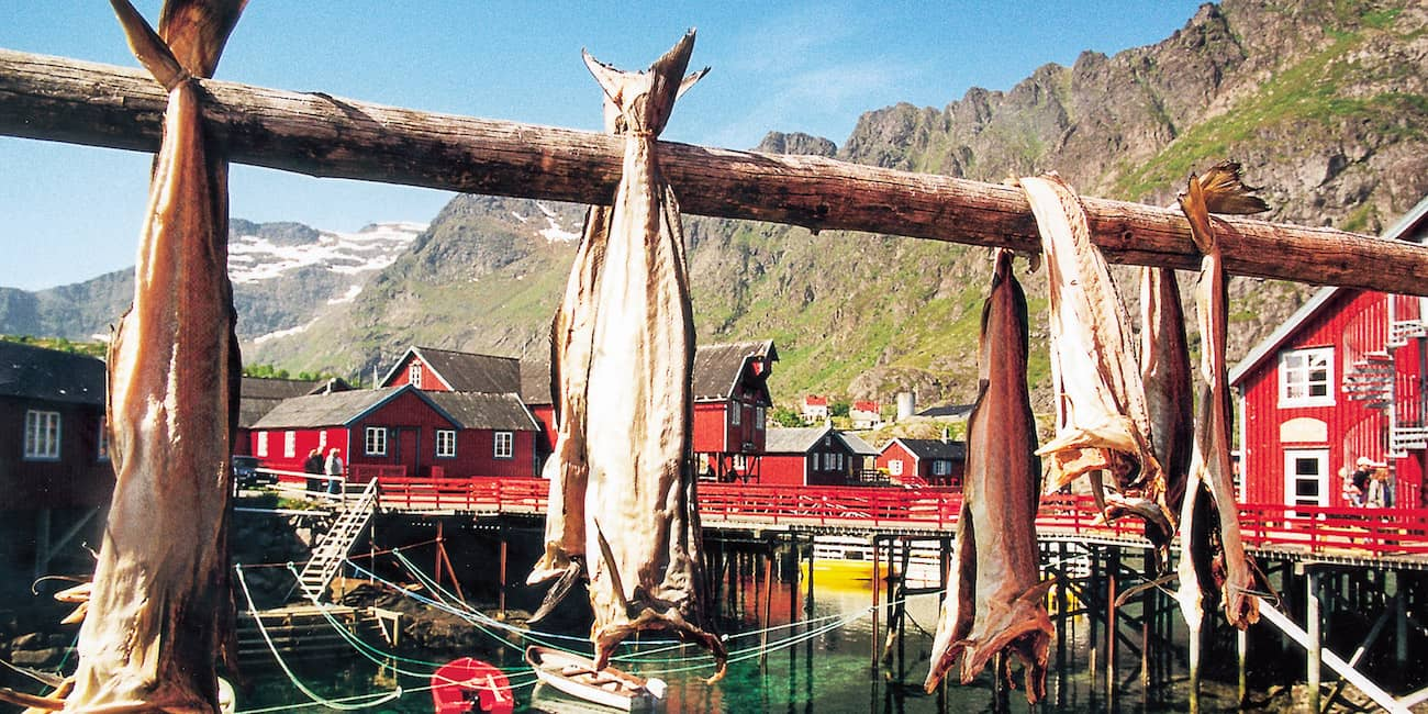 One of the most beautiful places in Norway: Å i Lofoten