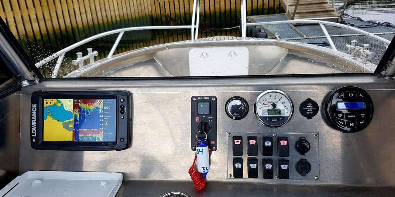 Nordmeer Angelreisen - rental boats at Saltstraumen Brygge
