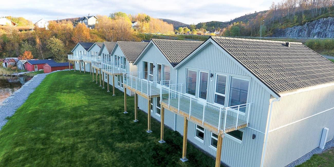 Nordmeer Angelreisen - Saltstraumen - Apartments