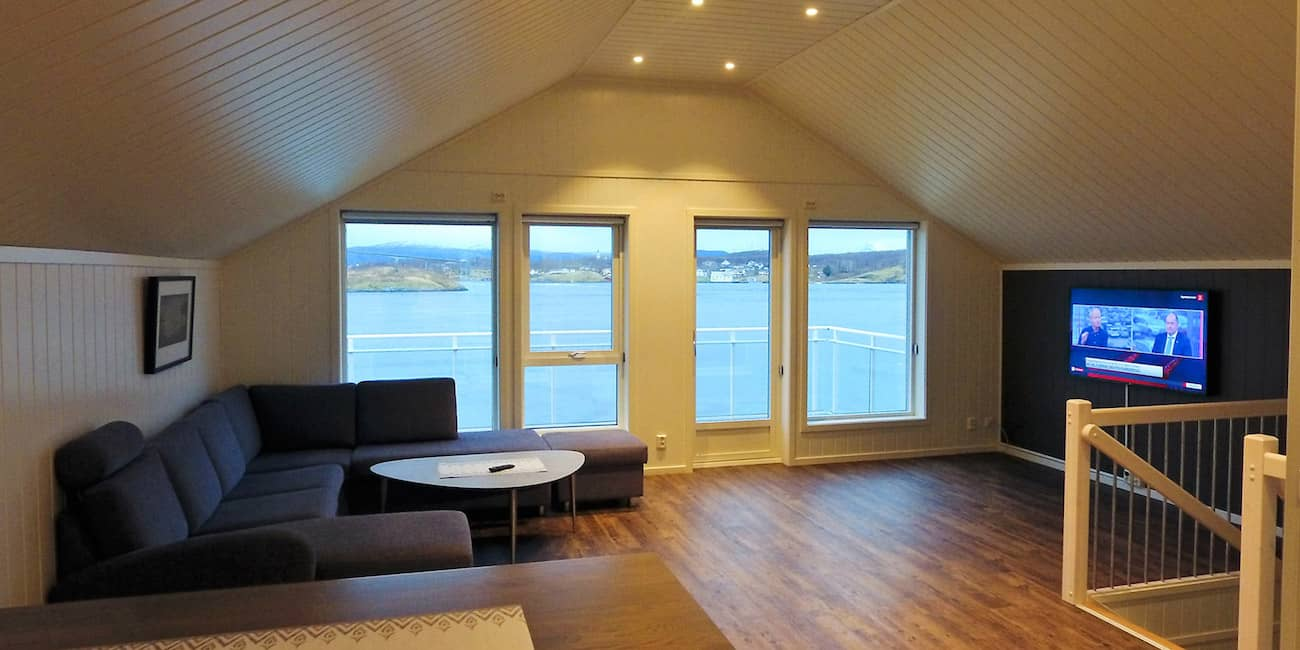 Nordmeer Angelreisen - Saltstraumen - Apartment